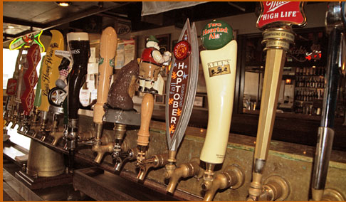 We have 22 taps at Patricks on 3rd.